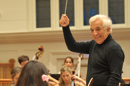 RCM welcomes back Vladimir Ashkenazy for Autumn Season